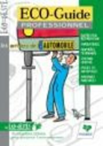 "Afficher ""ECO-Guide professionnel : Automobile"""