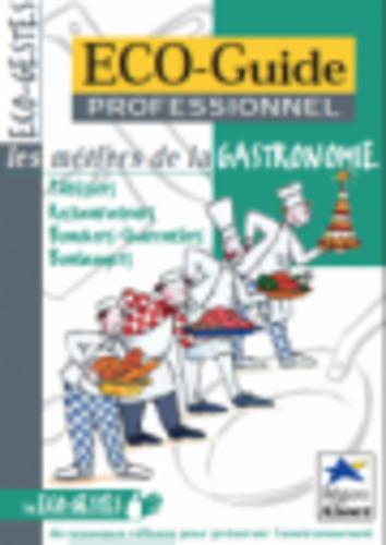 """Afficher """"ECO-Guide professionnel : Gastronomie"""""""