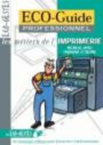 "Afficher ""ECO-Guide professionnel : Imprimerie"""