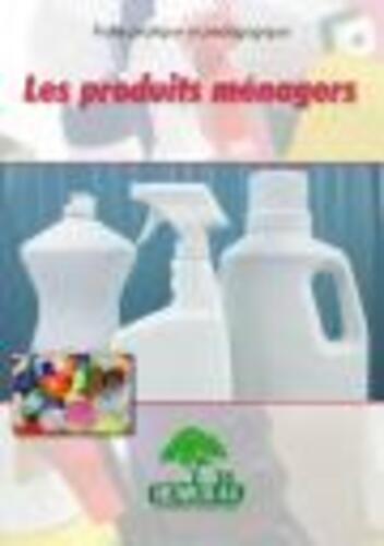 """Afficher """"Fiches pédagogique sur les produits ménagers"""""""