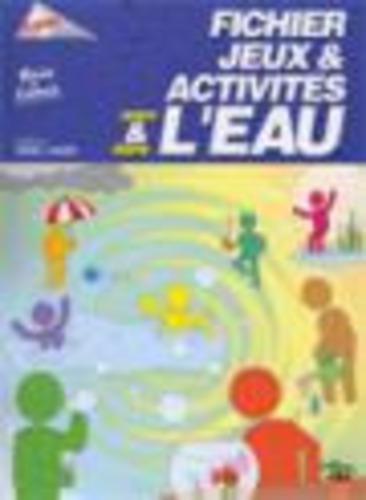 """Afficher """"Fichier Jeux & activités avec & dans l'eau"""""""