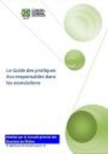 """Afficher """"Le Guide des pratiques éco-responsables dans les associations"""""""