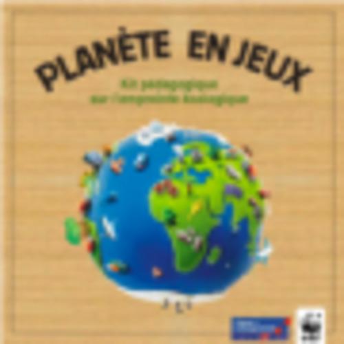 """Afficher """"Planète enjeux - Kit pédagogique sur l'empreinte écologique"""""""